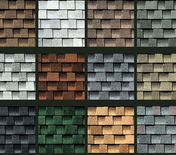 New Shingle Roofing Colors Roofing-Pro