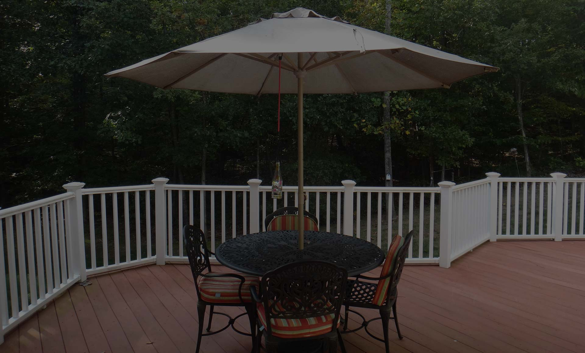 Residential deck installation decking by roofing-pro